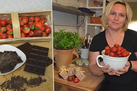 Anna vyměnila účetnictví za džemy! Vaří je bez chemie a třeba s čokoládou