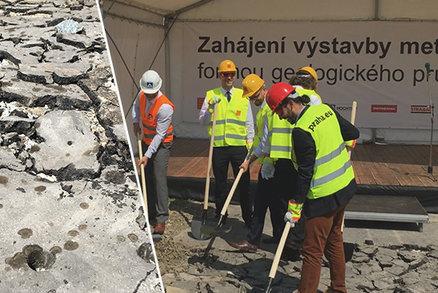 "Na Pankráci začala výstavba metra D: ""Kravaťáci"