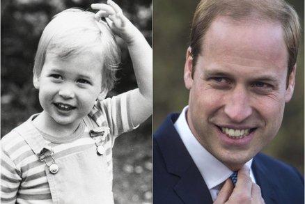 Princ William slaví 37 let! Jak vypadal v náruči Diany nebo při výcviku na pilota? Tohle jsou jeho životní momentky