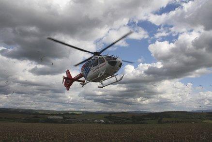 50 záchranářů v akci: Pod vrchem Kněhyně v Beskydech se ztratil mladík
