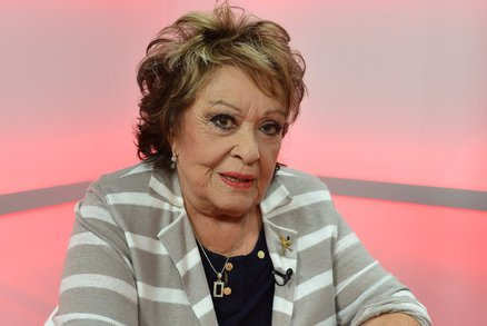 Jiřina Bohdalová (88) leží v nemocnici: Vážné zdravotní problémy!