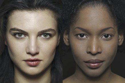Krása nezná rasu ani národnost! Přidáte se do fotoprojektu i vy?