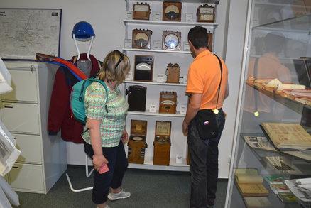Novinky v Technickém a dokumentačním muzeu pražské energetiky v roce 2019