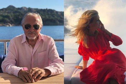 České celebrity na dovolené: Takhle tráví volno Gott, Maxová nebo Geislerová