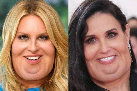 Slavné krásky s dvojitou bradou. Takhle by vypadaly, kdyby pořádně přibraly!