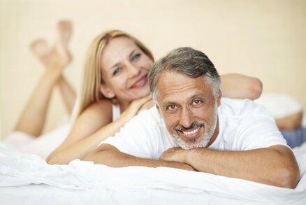 Šest důvodů, proč je sex po padesátce lepší než ve dvaceti