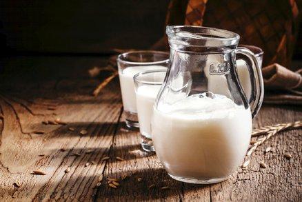 """Znáte """"syrové mléko""""? A víte, jak se vyrábí to pasterizované?"""