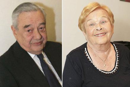 Ivanka Devátá zpytuje svědomí: Obě manželství s Vinklářem byla za trest!