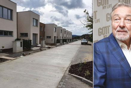 Gottova ulice: Už v pondělí budou mít Ivančice ulici pojmenovanou po Mistrovi! Jako první u nás