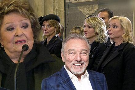 Dominika Gottová exkluzivně: Bohdalová mne zklamala!