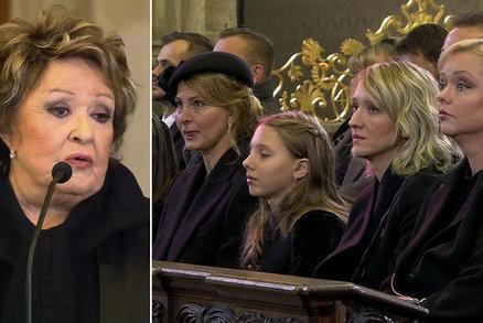 Bohdalová se omluvila Dominice Gottové: Co na to Slavíkova dcera?