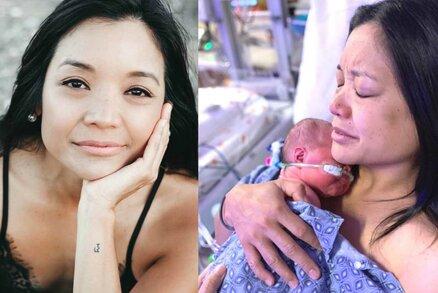 Nikdy neměla sex, přesto otěhotněla! Dnes děkuje za postiženého syna