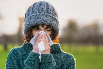 8 ověřených způsobů, jak nedostat chřipku a  nenachladit se!