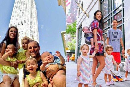 Velkoměsto je pro děti ideální, tvrdí matka 5 dětí. Slámu ve vlasech nepotřebují!