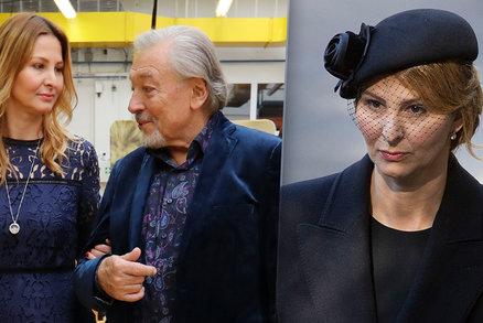 Ivana Gottová po smrti manžela (†80): Zásadní rozhodnutí jménem Karla!