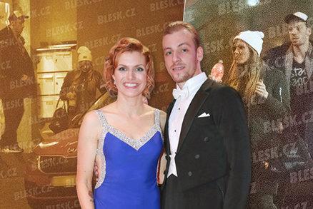 Vdaná hvězda StarDance Koukalová a její tanečník: Tři hodiny spolu v zapadlém penzionu!