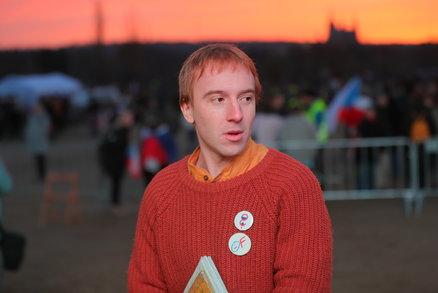 """Aktivista Minář odchází od """"chvilkařů"""". Chce založit hnutí a kandidovat ve volbách"""