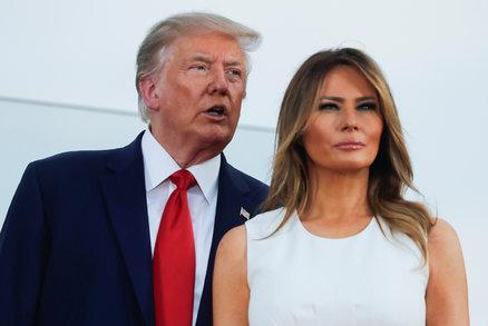 """""""Melania nesmutní."""" Trumpová je připravená na odchod z Bílého domu, balila hned po volbách"""