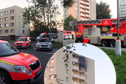 Jedenáct mrtvých po požáru v Bohumíně: Lidé před plameny skákali z oken! Policie zadržela žháře!