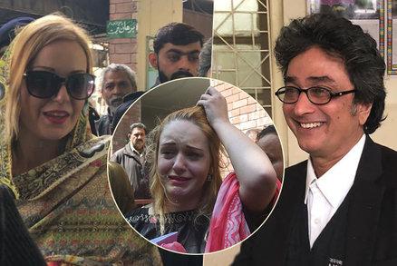 Zdrcující zpráva pro pašeračku Terezu: Její pákistánský nápadník tragicky zemřel!