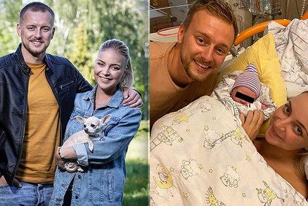 Markéta Konvičková se stalo maminkou! Po zázračném těhotenství zázračný porod!