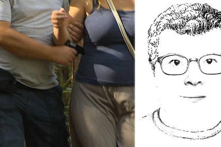 Útočník s pistolí na lesní cestě přepadl mámu Evu: Chtěl po ní orální sex! Pachatel je na útěku
