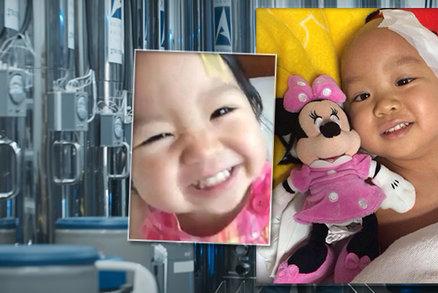 Holčičce s rakovinou zmrazili rodiče mozek: Jednou se najde způsob, jak ji oživit, doufají
