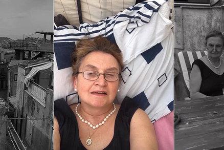 Eva Holubová ukázala svůj druhý domov na Sicílii! Luxus? Ten tady nečekejte!