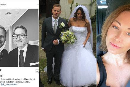 Agáta oznámila definitivní konec manželství s Prachařem! Šokující reakce Jakuba