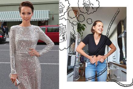 Poporodní kila Laškové versus příliš malé džíny: Nečekaná reakce novopečené maminky!