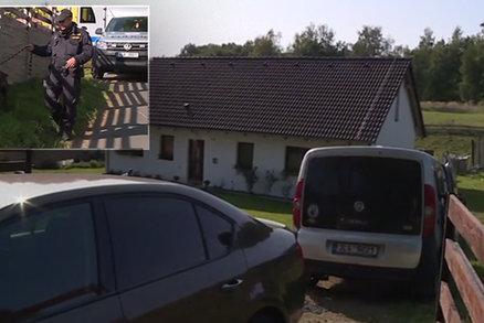 Svědci promluvili o pozadí střelby na souseda ve Volfarticích: Zemřel při ní táta od dětí
