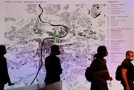 Budoucnost Prahy: Takhle bude vypadat v roce 2040? Výstava představuje zásadní pražské projekty