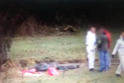 Bývalý okresní šéf extremistické strany měl ubodat člověka: Manželka mu pomohla schovat tělo