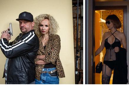 Prsa ano, zadek ne! Režisér Havlík hledal mezi pornoherečkami náhradu za Plodkovou