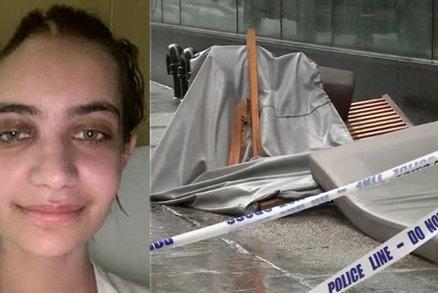 Na studentku vypadl kus nábytku z 12. patra: Rozdrtil jí lebku!