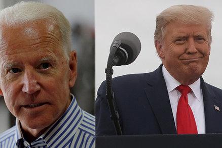 """""""Je jako Goebbels."""" Biden se před první debatou pustil nezvykle ostře do Trumpa"""