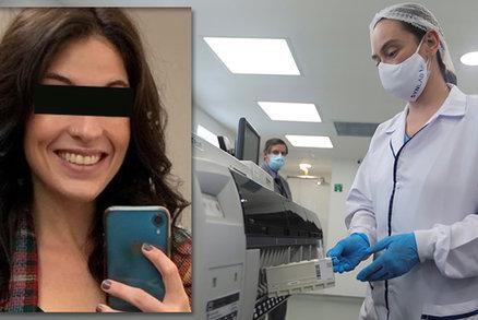 Ivana se po nákaze koronavirem nemůže vrátit do života: Vir jí ničí tělo už půl roku!