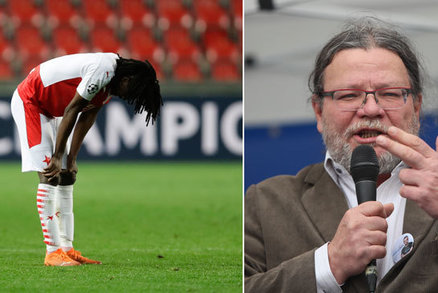 """Vondra tasil """"oportunistické svině"""" kvůli fotbalu. Kalousek se diví, Fiala ho hájí"""