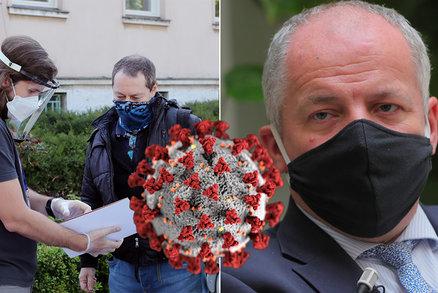 Koronavirus ONLINE: Prymula prosí lékaře o pomoc, zmínil rozdělené Česko. A 24 mrtvých za den