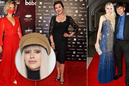 Ina T. o modelech z filmových premiér: Sexy vamp Poláková, sicilská vdova Morávková a ochotnická stafáž!