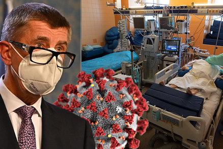 """Koronavirus ONLINE: Roušky i venku a 11 984 případů za úterý. """"Umrtví"""" vláda život v Česku?"""