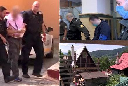 Dva kumpáni několik hodin mučili kamaráda: Františkovo zmasakrované tělo hodili do řeky