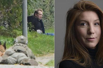 Vrah z ponorky utekl z vězení! Mučil, zavraždil a rozsekal novinářku (†30), kusy těla hodil do moře