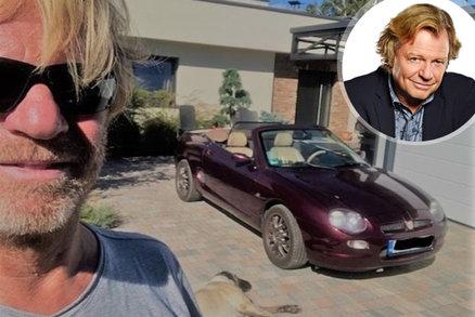 »Problémy« Maroše Kramára: Zbavuje se luxusního vozu! Z jednoho prostého důvodu