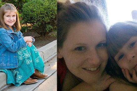 Holčička (†8) se uskákala na trampolíně k smrti: Na pohřbu ji máma viděla poprvé po čtyřech letech