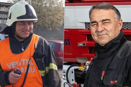 Královéhradecké hasiče opustil velitel čety Vašek: Náhlé úmrtí!