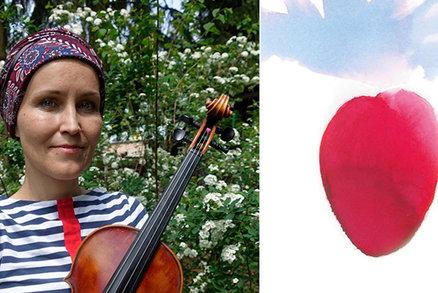 Výročí smrti houslistky Šuranské (†41): Nádherný dárek a vyznání od přátel!