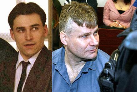 S Kajínkem měl z Mírova utéct i dvojnásobný vrah Martin Vlasák: Proč nakonec vycouval?