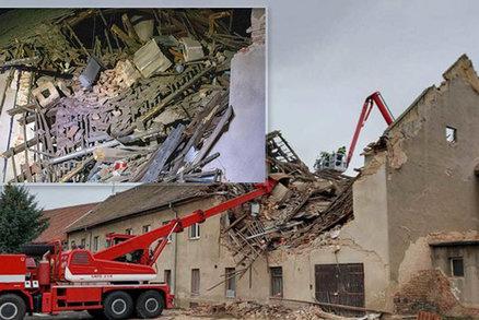 Výbuch plynové bomby v Tursku utrhl střechu domu: Exploze otřásla obcí, statik rozhodne o demolici
