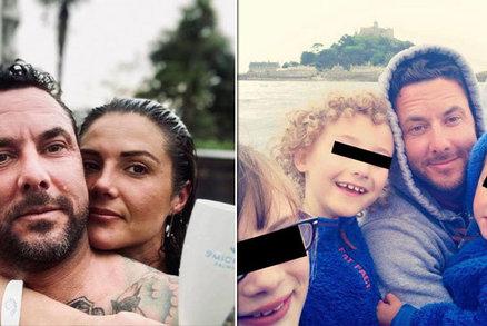 Hrdinný otec zachránil šestičlennou rodinu: Rozbouřené vlny ji strhly do moře!